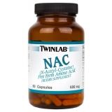 TW NAC (N-Acetyl-Cysteine) 600mg   60 kap.