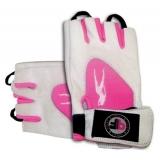 BT Pink Fit rukavice kožne