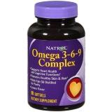 NAT Omega 3-6-9 Kompleks 90g.kap.